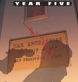 IDW PUBLISHING STAR TREK YEAR FIVE #12 CVR A THOMPSON