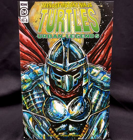 IDW PUBLISHING TMNT URBAN LEGENDS #24 10 COPY INCENTIVE EASTMAN