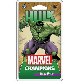 FANTASY FLIGHT GAMES MARVEL CHAMPIONS HULK HERO PACK