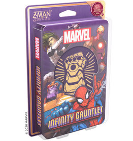 Z-MAN GAMES INC INFINITY GAUNTLET: A LOVE LETTER GAME PRE-ORDER