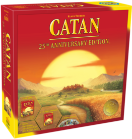 CATAN STUDIO INC CATAN 25TH ANNIVERSARY