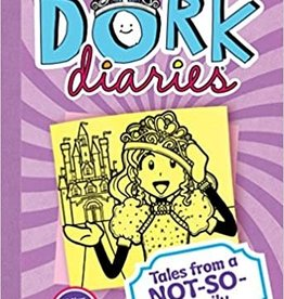 ALADDIN BOOKS DORK DIARIES HC VOL 08 TALES FROM A NOT SO HAPPILY EVER AFTER