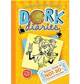 ALADDIN BOOKS DORK DIARIES HC VOL 03 TALES FROM A NOT SO TALENTED POP STAR