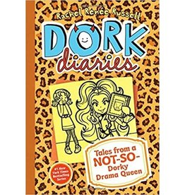 ALADDIN BOOKS DORK DIARIES HC VOL 09 TALES FROM A NOT SO DORKY DRAMA QUEEN