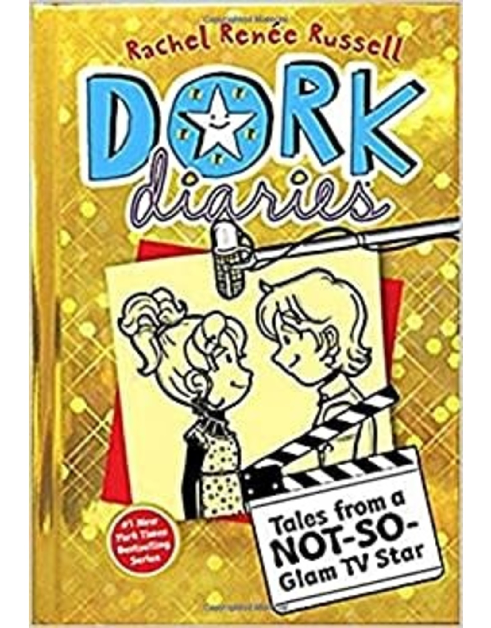 ALADDIN BOOKS DORK DIARIES HC VOL 07 TALES FROM A NOT SO GLAM TV STAR