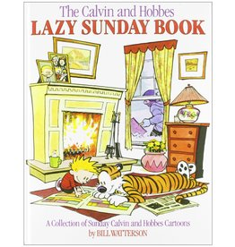 ANDREWS MCMEEL CALVIN AND HOBBES LAZY SUNDAY BOOK