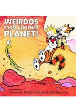 HUMOR CALVIN & HOBBES VOL 4 WEIRDOS FROM ANOTHER PLANET