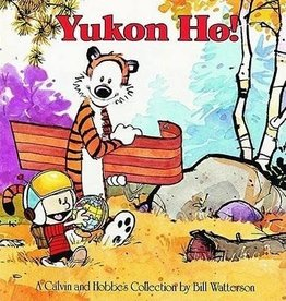 ANDREWS MCMEEL YUKON HO! CALVIN AND HOBBES COLLECTION
