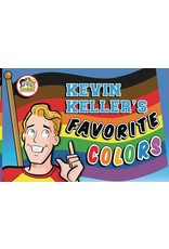 ARCHIES KEVIN KELLERS FAVORITE COLORS BOARD BOOK