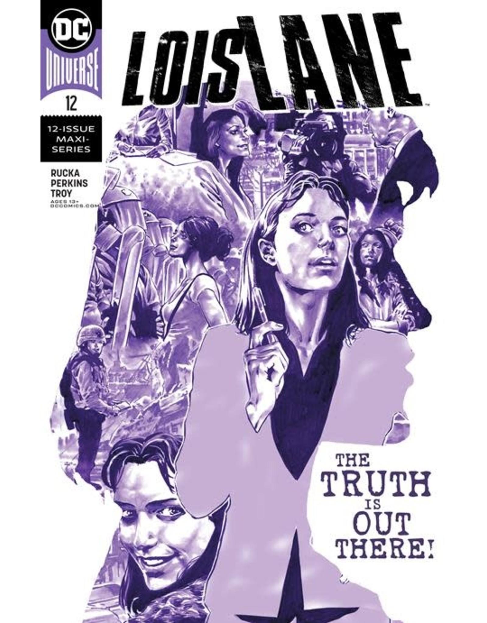 DC COMICS LOIS LANE #12 (OF 12)