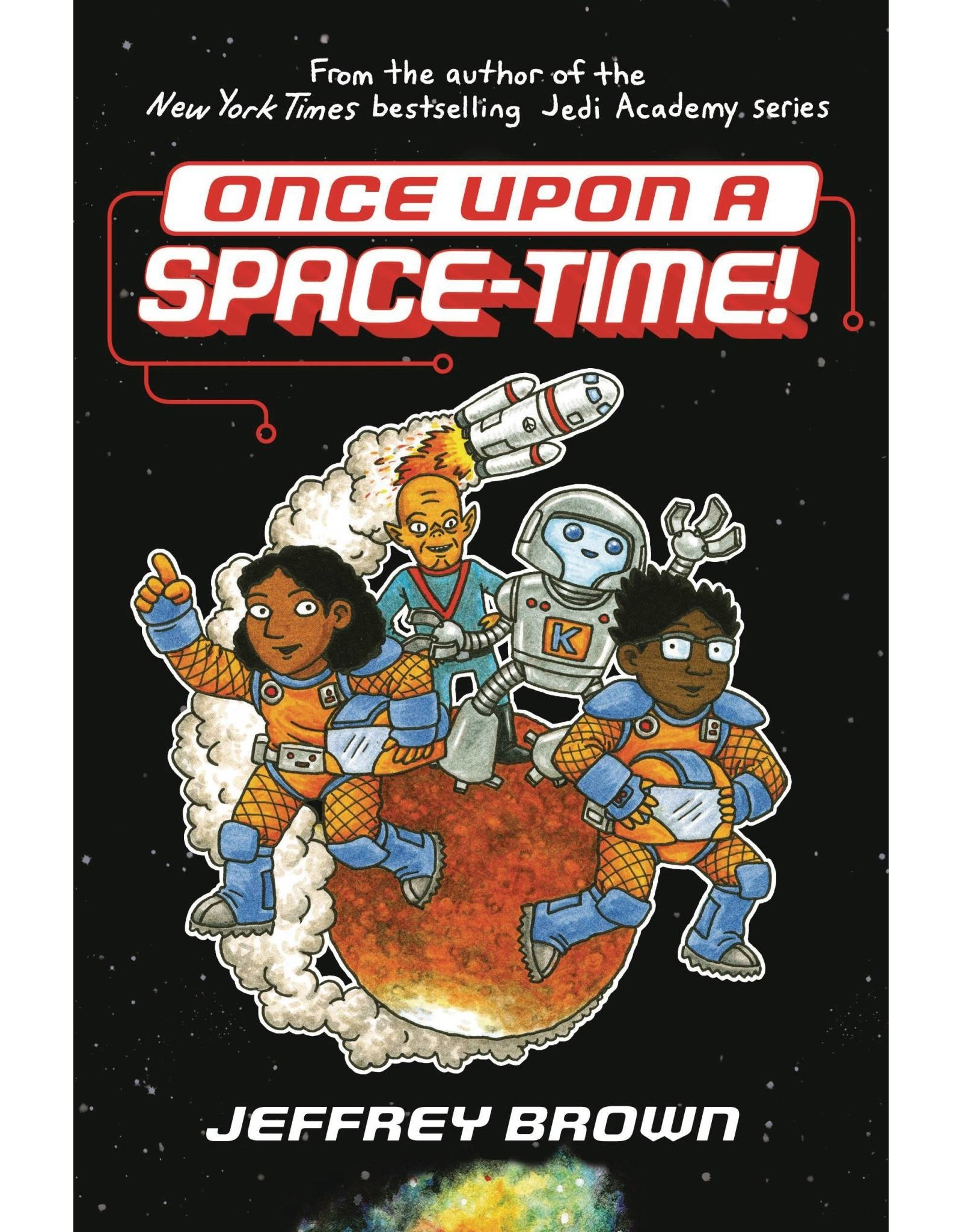 ONCE UPON A SPACE TIME GN VOL 01
