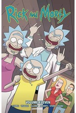ONI PRESS INC. RICK & MORTY TP VOL 11
