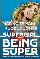 DC COMICS SUPERGIRL BEING SUPER TP NEW ED