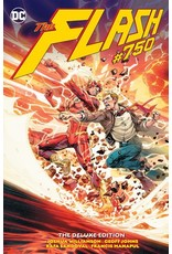 DC COMICS FLASH #750 DELUXE EDITION HC