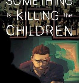BOOM! STUDIOS SOMETHING IS KILLING CHILDREN #8