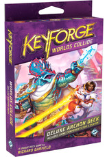 FANTASY FLIGHT GAMES KEYFORGE WORLDS COLLIDE DELUXE ARCHON DECK
