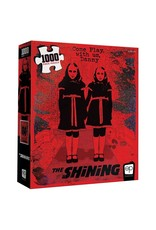 "USAOPOLY THE SHINING ""COME PLAY"" 1000 PIECE PUZZLE"