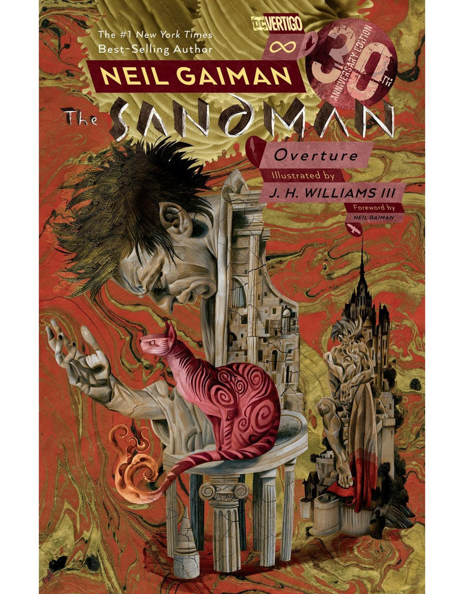 DC COMICS SANDMAN OVERTURE 30TH ANNIVERSARY EDITION TP
