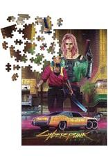 CYBERPUNK 2077 KITSCH 1000 PIECE PUZZLE
