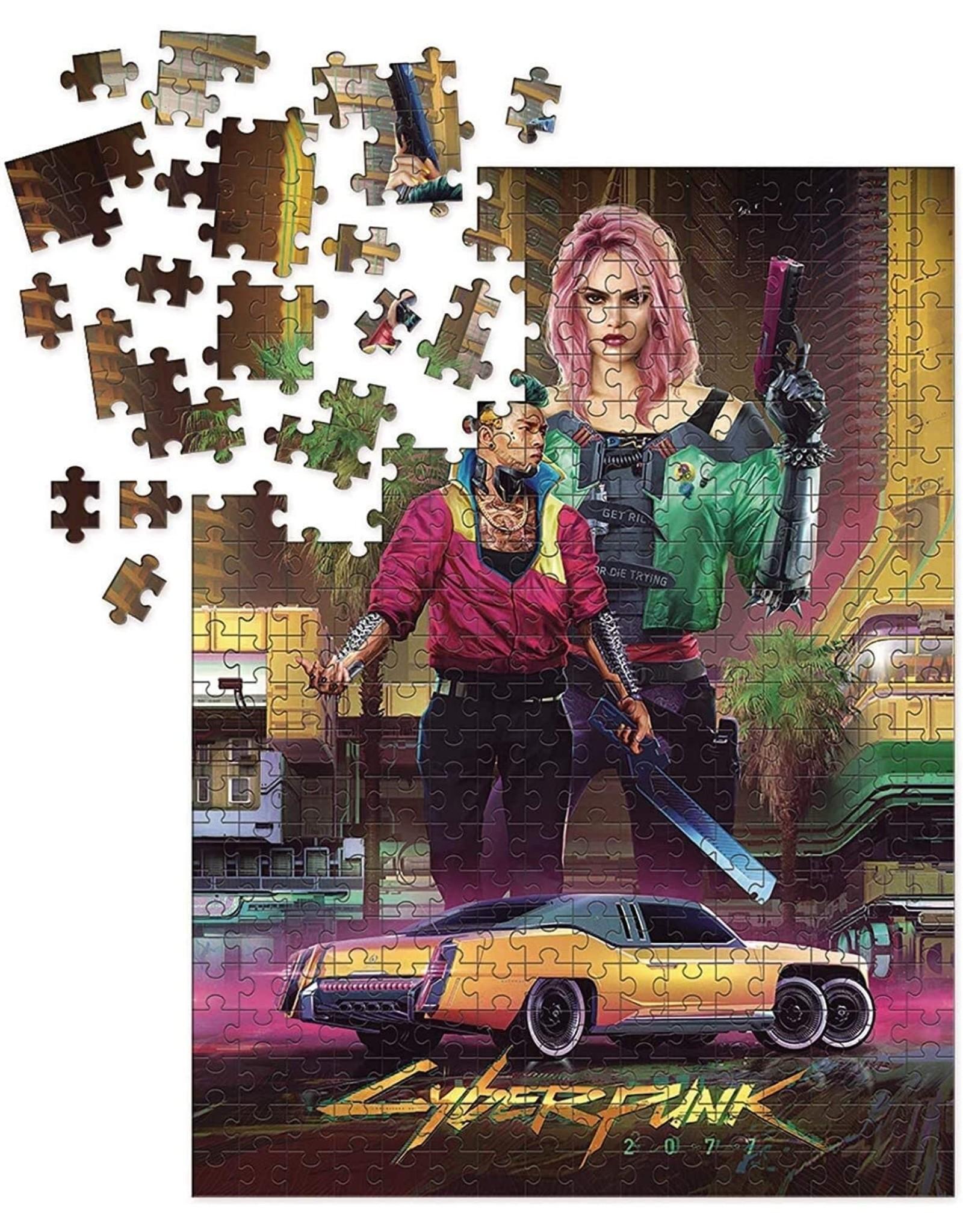 DARK HORSE COMICS CYBERPUNK 2077 KITSCH 1000 PIECE PUZZLE
