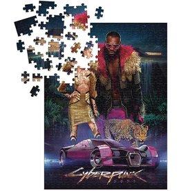 CYBERPUNK 2077 NEOKITSCH 1000 PIECE PUZZLE