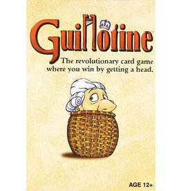AVALON HILL GUILLOTINE CARD GAME