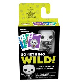 FUNKO SOMETHING WILD! CARD GAME NIGHTMARE BEFORE CHRISTMAS
