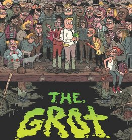 IDW - TOP SHELF GROT STORY OF SWAMP CITY GRIFTERS TP