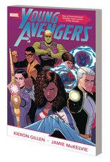 MARVEL COMICS YOUNG AVENGERS BY GILLEN MCKELVIE COMPLETE COLLECTION TP