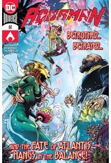 DC COMICS AQUAMAN #61