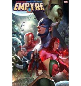 MARVEL COMICS EMPYRE #1 (OF 6) 2ND PTG INHYUK LEE VAR