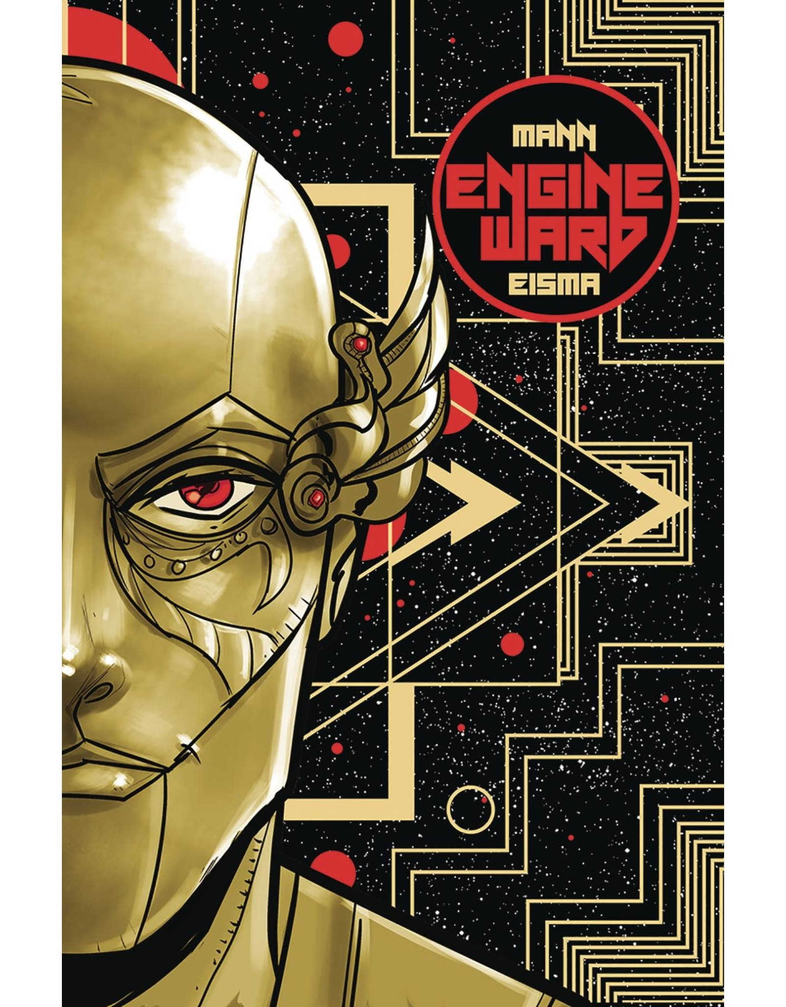 VAULT COMICS ENGINEWARD #1 CVR A EISMA