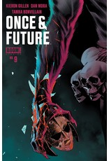 BOOM! STUDIOS ONCE & FUTURE #9