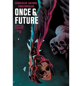 BOOM! STUDIOS ONCE & FUTURE #9