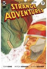 DC COMICS STRANGE ADVENTURES #3 (OF 12) EVAN SHANER VAR ED (MR)