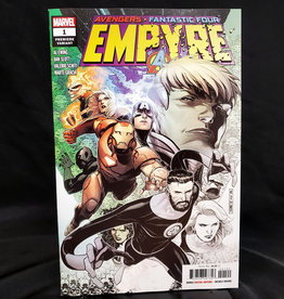 MARVEL COMICS EMPYRE #1 (OF 6) CHEUNG PREMIERE VAR