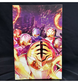 BOOM! STUDIOS MIGHTY MORPHIN POWER RANGERS #51 25 COPY CAMPBELL INCENTIVE