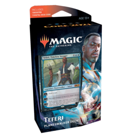 WIZARDS OF THE COAST MTG CORE 2021 PLANESWALKER DECK - TEFERI