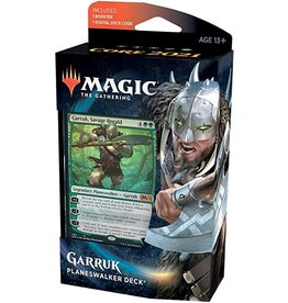 WIZARDS OF THE COAST MTG CORE 2021 PLANESWALKER DECK - GARRUK