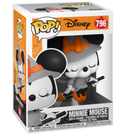 FUNKO POP DISNEY HALLOWEEN WITCHY MINNIE VINYL FIGURE