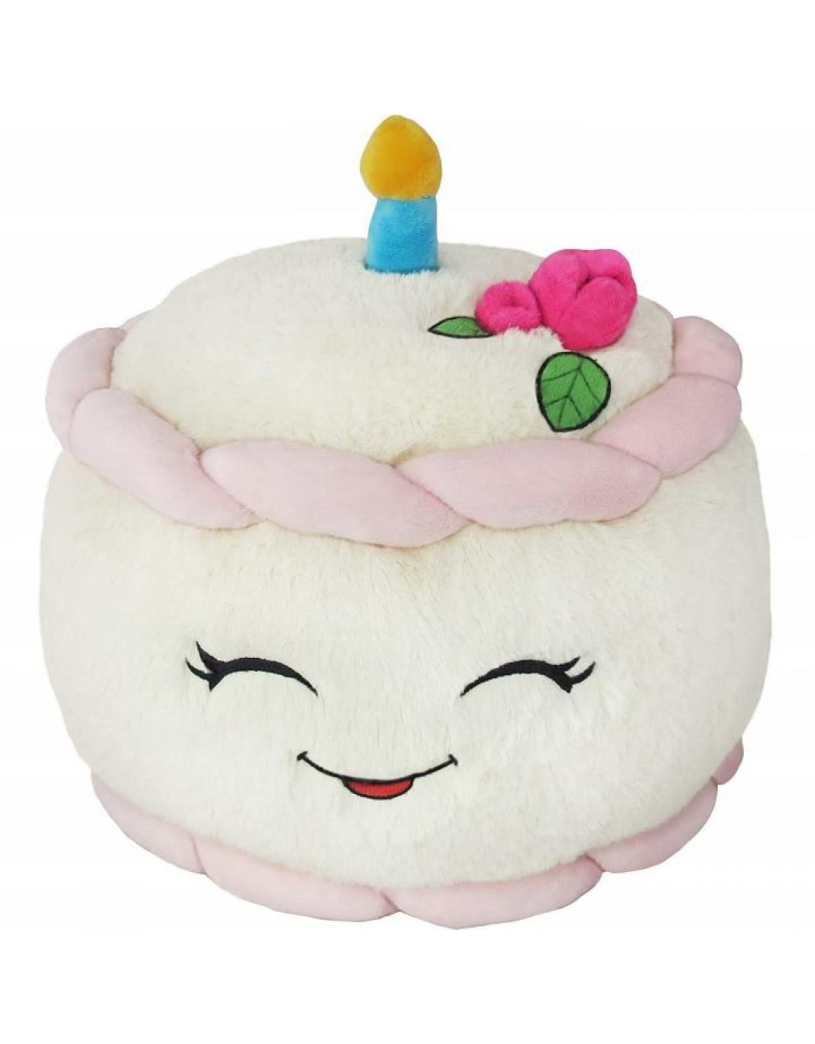 SQUISHABLE BIRTHDAY CAKE 15""