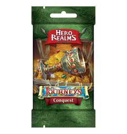 White Wizard Games HERO REALMS JOURNEYS CONQUEST