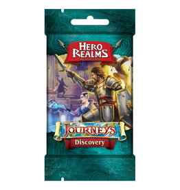 White Wizard Games HERO REALMS JOURNEYS DISCOVERY