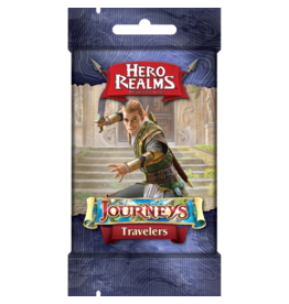 White Wizard Games HERO REALMS JOURNEYS TRAVELERS