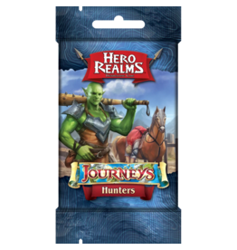White Wizard Games HERO REALMS JOURNEYS HUNTERS