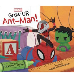 MARVEL PRESS GROW UP ANT-MAN BOARD BOOK
