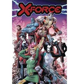 MARVEL COMICS X-FORCE BY BENJAMIN PERCY TP VOL 01