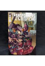 IDW PUBLISHING TRANSFORMERS #21 10 COPY INCENTIVE MURPHY