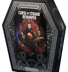 WIZARDS OF THE COAST CURSE OF STRAHD: REVAMPED COLLECTOR'S EDITION PRE-ORDER