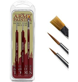 THE ARMY PAINTER ARMY PAINTER HOBBY STARTER BRUSH SET